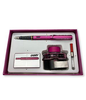 Набор Lamy Lamy Al-star, ручка чернила, конвертер, картридж,  4032588/4032803
