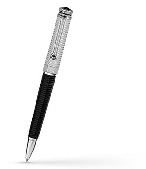 Шариковая ручка Montegrappa NeroUno Duetto, акриловая смола, черный  NEUDB-L