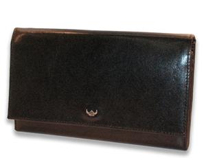 Портмоне Golden Head Colorado Classic, кожа, черный  280105-8