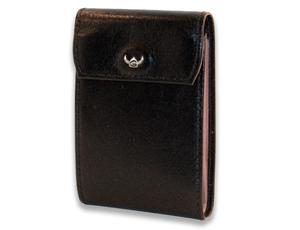 Чехол Golden Head Golden Head, для кредитных карт, кожа, черный  442505-8