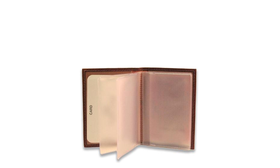 Чехол Golden Head Golden Head, для кредитных карт, кожа, коричневый  443105-2