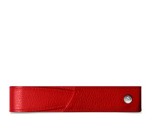 Чехол для ручки Caran d'Ache Leman, кожа, красный  6201-770