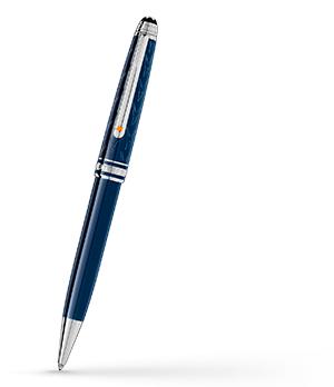 Шариковая ручка Montblanc MST Petit Prince, смола, синий  118058