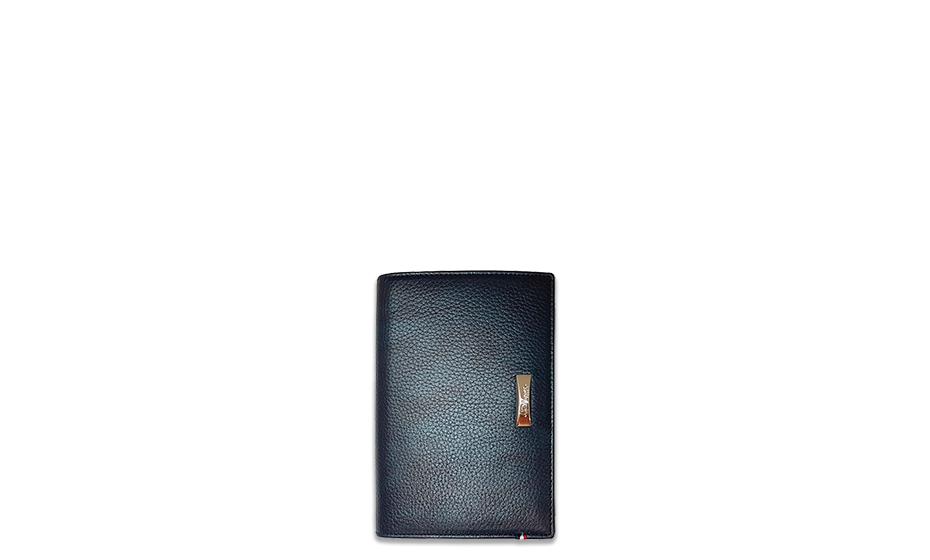 Обложка S.T. Dupont Soft Diamond Graine, для паспорта, зернистая кожа,  180273