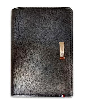 Обложка S.T. Dupont Soft Diamond, кожа, черный  180201
