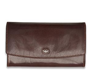 Портмоне Golden Head Colorado Classic, кожа, темно-коричневый  282305-2