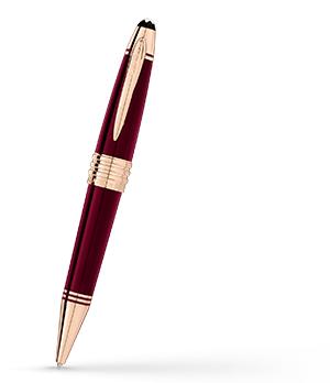 Шариковая ручка Montblanc John F. Kennedy Special Edition, драгоценная смола  118083