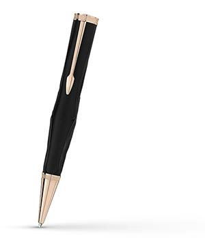 Шариковая ручка Montblanc смола, гравировка  117878