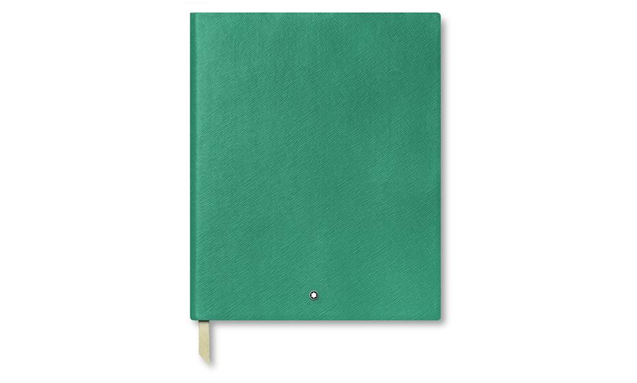 Блокнот Montblanc кожа с тиснением, линованная бумага, 210 x 260 мм  117865 117865
