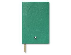 Блокнот Montblanc кожа, линованная бумага, 90 x 140 мм  117866
