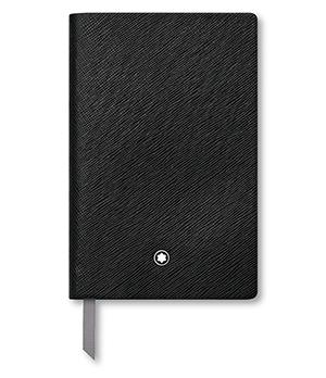 Блокнот Montblanc кожа с тиснением, линованная бумага, 70г/м2, 90 x  118036