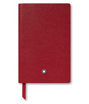Блокнот Montblanc кожа с тиснением, линованная бумага, 70г/м2, 90 x  118039