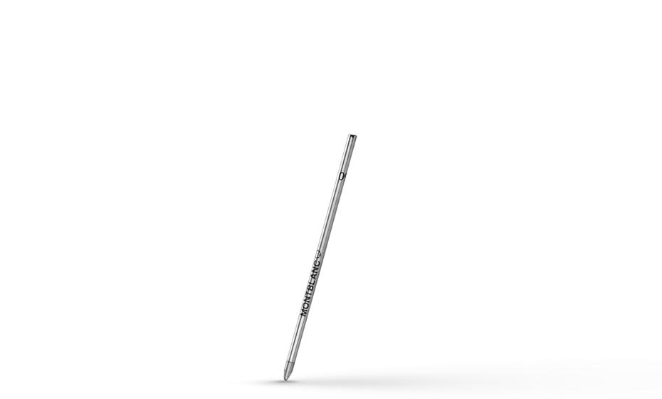 Стержень Montblanc М, 0,5мм, длина 6,6 см, в упаковке 3шт.  116193