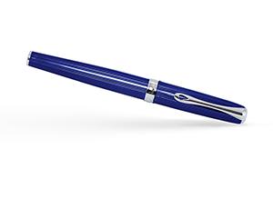 Перьевая ручка Diplomat Diplomat Excellence A2 Skyline Blue, лак, хром, гр  D40215013