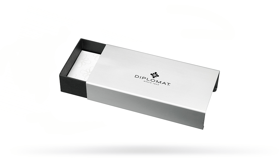 Перьевая ручка Diplomat Diplomat Excellence A2 Skyline Red, перо F, золото  D40216013 D40216013