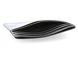Визитница Porsche Design Porsche Design Classic Line 2, кожа, черная  4090002188