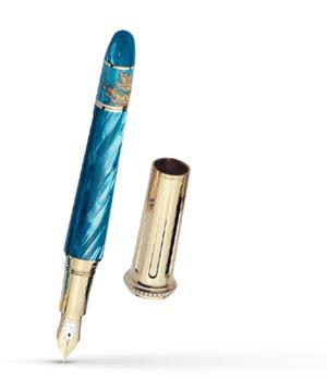 Перьевая ручка Montegrappa   GREECE-DA/18