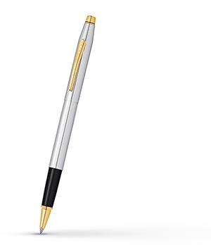 Чернильная ручка Cross Selectip Cross Classic Century Medalist, латунь, п  AT0085-109