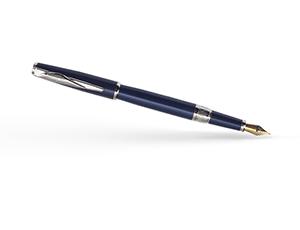 Перьевая ручка Pierre Cardin Pierre Cardin Secret Business, латунь, хром, лак,  PCA1564FP