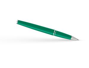 Чернильная ручка Montblanc PIX Emerald Green, смола, зеленый  117660