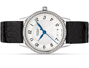 Часы Montblanc Boheme Date Automatic, женские, 34мм, автоматическ  114734