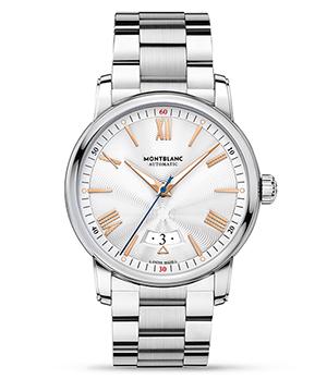 Часы Montblanc 4810 Date Automatic мужские 42мм браслет  114852