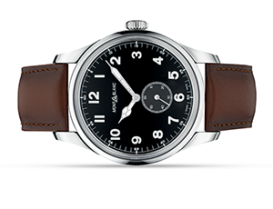Часы Montblanc 1858 Automatic Small Second мужские 44мм  115073
