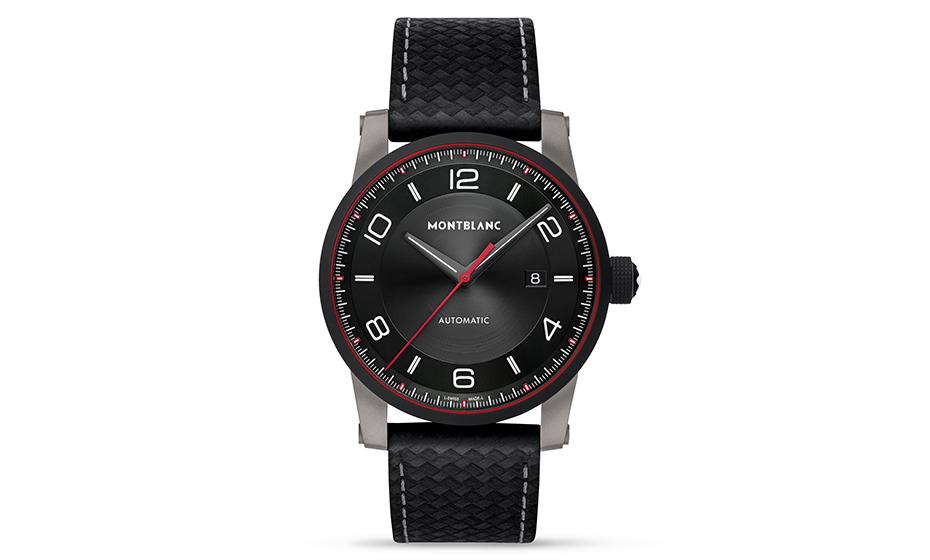 Часы Montblanc TimeWalker Urban Speed мужские 42мм  115079