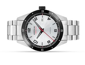 Часы Montblanc TimeWalker Date Automatic мужские 41мм браслет  116057