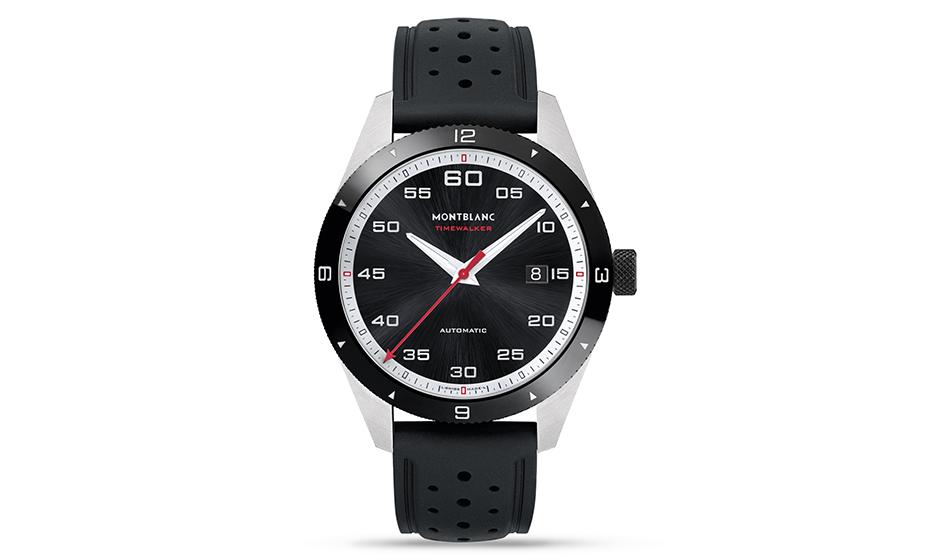 Часы Montblanc TimeWalker Date Automatic мужские 41мм  116059