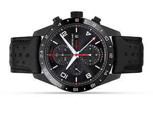 Часы Montblanc TimeWalker Chronograph UTC мужские 43мм  116102