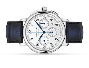 Часы Montblanc Star Legacy Automatic Chronograph мужские 42мм  118514