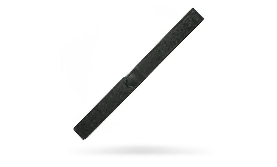 Чехол Hugo Boss Tradition, для ручки, кожа, черный  HLB804A