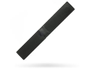 Чехол Hugo Boss Tradition, для 2 ручек, кожа, черный  HLD804A