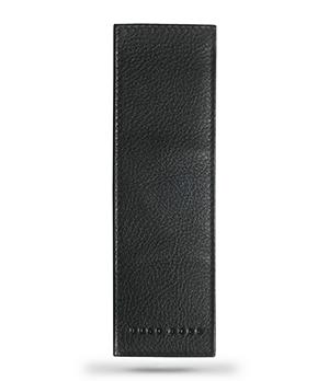 Чехол Hugo Boss Storyline, для 1 ручки, кожа, черный  HLB808A