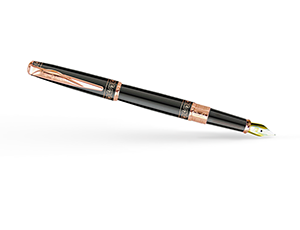 Перьевая ручка Pierre Cardin Pierre Cardin Secret, латунь, позолота 18K, сталь,  PC1062FP
