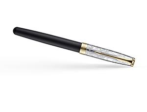 Чернильная ручка Parker Parker Sonnet Special Edition Impression Matte Bla  2054836