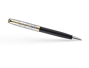 Шариковая ручка Parker Parker Sonnet Special Edition Impression Matte Bla  2054837