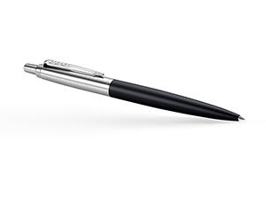 Шариковая ручка Parker Parker Jotter XL, матовый лак, сталь, хром, черная  2068358