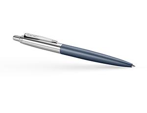 Шариковая ручка Parker Parker Jotter XL, матовый лак, сталь, хром, гравир  2068359