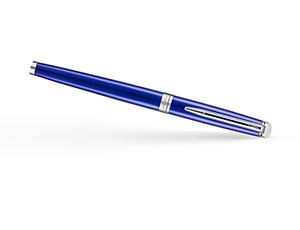 Перьевая ручка Waterman Waterman Hemisphere Bright Blue, латунь, лак метал  2042967