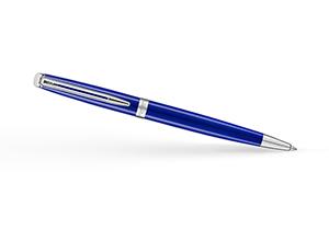 Шариковая ручка Waterman Waterman Hemisphere Bright Blue, латунь, лак метал  2042968