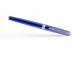 Чернильная ручка Waterman Waterman Hemisphere Bright Blue, латунь, лак метал  2042969