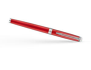 Чернильная ручка Waterman Waterman Hemisphere Comet Red, латунь, лак металли  2043213