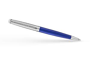 Шариковая ручка Waterman Waterman Hemisphere Deluxe Blue Wave, латунь, лак,  2043218