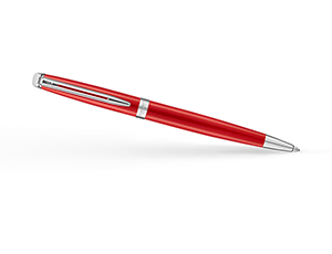 Шариковая ручка Waterman Waterman Hemisphere Comet Red, сталь, лак, паллади  2046601