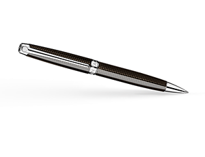 Шариковая ручка Caran d'Ache Caran d`Ache Leman De Nuit Special Edition, лак, р  4789-019