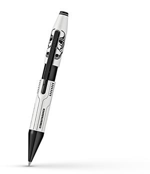 Чернильная ручка Cross Ручка-роллер Selectip Cross X Star Wars Stormtroop  AT0725D-13
