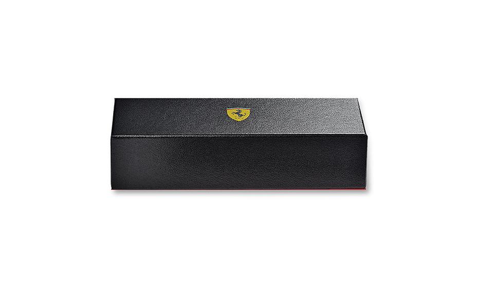 Чернильная ручка Cross Феррари, латунь, лак, матовая, красная  FR0085-117