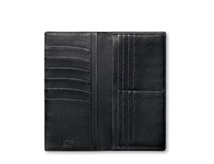 Бумажник Montblanc Meisterst?ck Soft Grain, 14сс, зернистая кожа, чер  113303